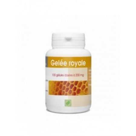 GPH  GELEE ROYALE 200MG 100 GELULES