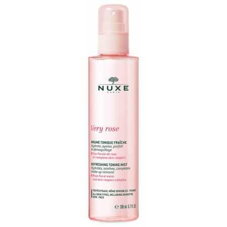 Nuxe Very rose Brume Tonique Fraîche 200 ml