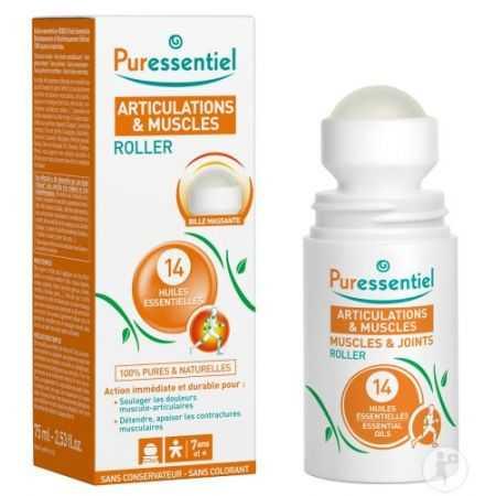 Puressentiel Articulations & Muscles Roller 75ml