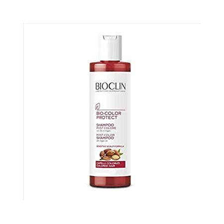 BIOCLIN COLOR POST-COLOR SHAMPOING 200 ML