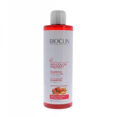 BIOCLIN COLOR POST-COLOR SHAMPOING 400 ML