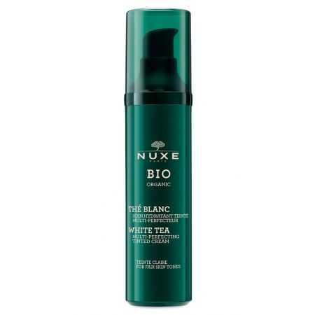 NUXE Soin Hydratant Teinté Multi-Perfecteur TEINTE CLAIRE - Nuxe Bio