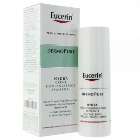Eucerin DermoPure Hydra crème compensatrice apaisante 50 ml