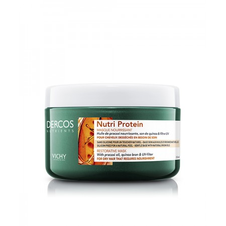 VICHY DERCOS NUTRIENTS NUTRI PROTEIN MASQUE 250ML