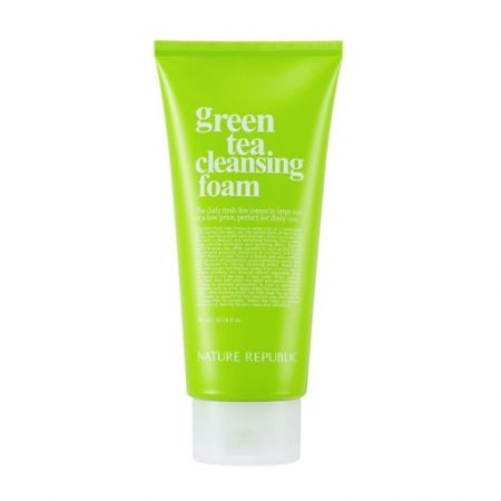 NATURE REPUBLIC Daily Fresh Green Tea Cleansing Foam