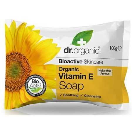 Dr. Organic Savon Vitamine E 100g