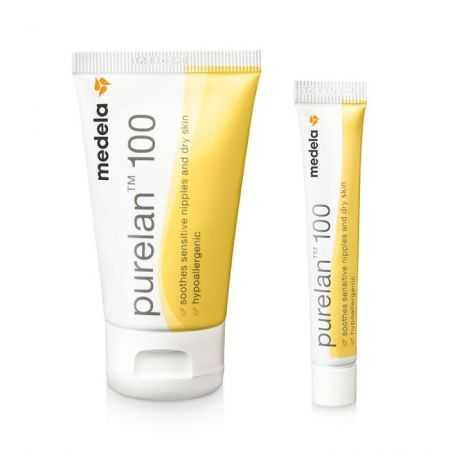 MEDELA crème pour mamelons PureLan 100 - 7G