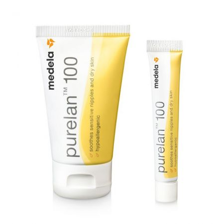 MEDELA crème pour mamelons PureLan 100-37 G