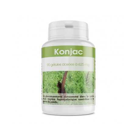 GPH Konjac - 90 gélules 625 mg
