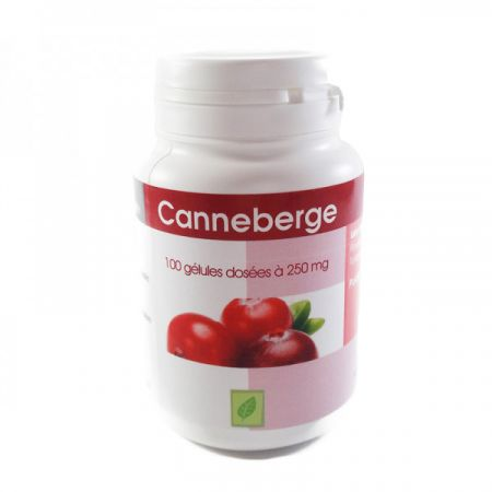GPH Canneberge bio 100 gélules