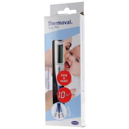 HARTMANN Thermomètre digital thermoval kids flex