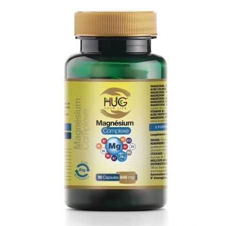 HUG Magnésium Complexe /90