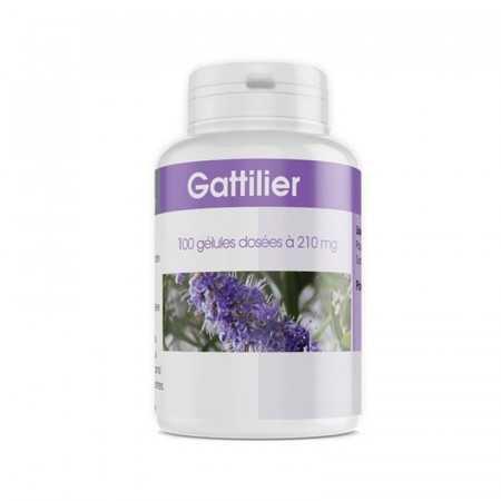 gattilier 100 gélules à 210 mg