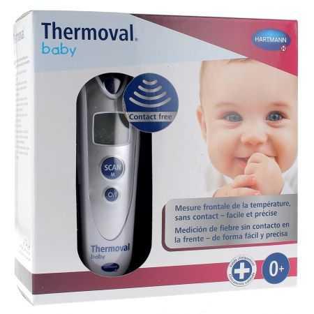 HARTMANN Thermomètre électronique sans contact BABY