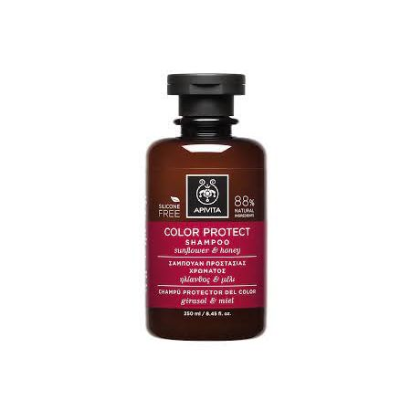 APIVITA Shampoing Protection Couleur 250ML