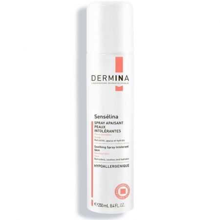 Dermina Sensélina Spray Apaisant Peaux Intolérantes 250ml