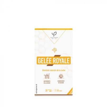 YVES PONROY GELÉE ROYALE 30 CAPSULES