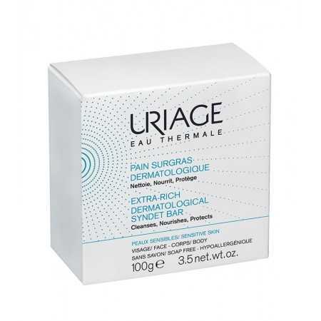 URIAGE HYGIÈNE, Pain Surgras - 100 g