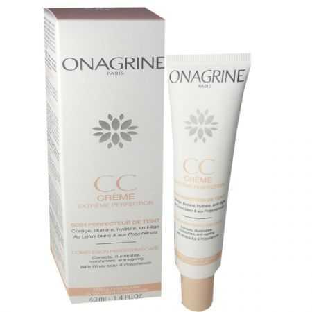 Onagrine CC Crème Extrême Perfection Tres Claire 40ml