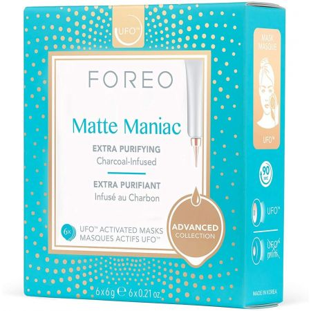 FOREO UFO™ MASKS MATTE MANIAC X 6