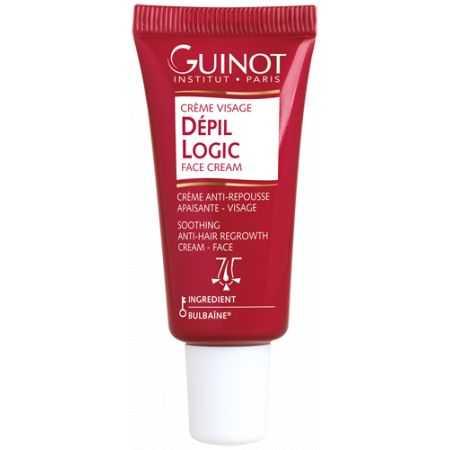 GUINOT Dépil logic visage - Crème anti-repousse poil /15ML