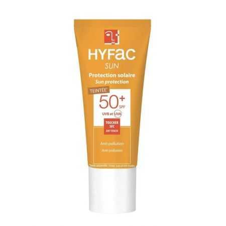 HYFAC SUN PROTECTION SOLAIRE TEINTÉE SPF 50+