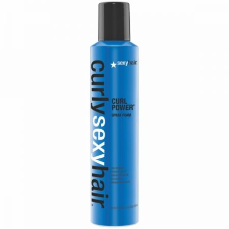 SEXY HAIR curl power spray foam