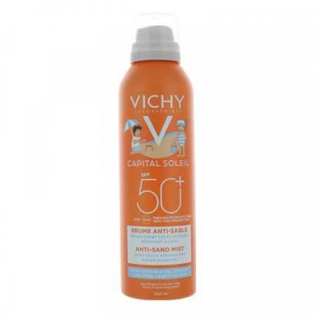 VICHY IDEAL SOLEIL Brume Anti-sable enfants SPF 50+