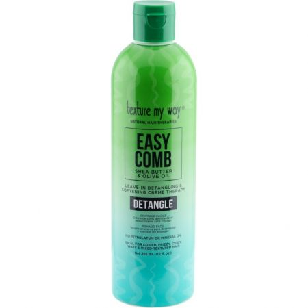Texture My Way Easy Comb Leave in Detangle / 355ML
