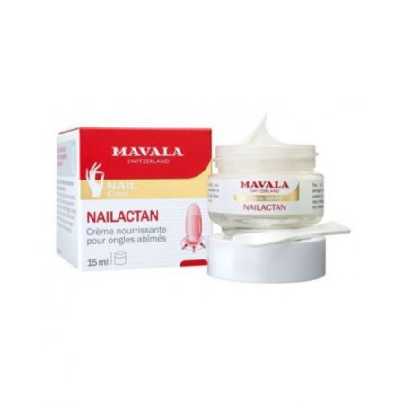 MAVALA NAILACTAN crème nourrissante Ongles Abîmés 15 ml