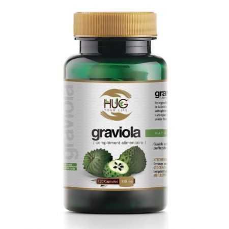 HUG Graviola /120 GELULES