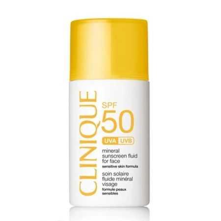 Clinique Sun Soin solaire Fluide Minéral Visage SPF 50 /30ML