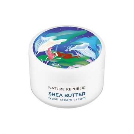 NATURE REPUBLIC SHEA BUTTER FRESH STEAM CREAM