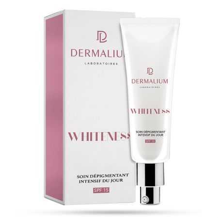 DERMALIUM WHITENESS SOIN DÉPIGMENTANT DE JOUR SPF15 50ml