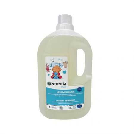 CENTIFOLIA-Lessive liquide neutre nouvelle formule 1,5L