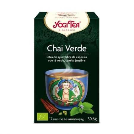 YOGI TEA Chaï Vert Bio - 15 sachets