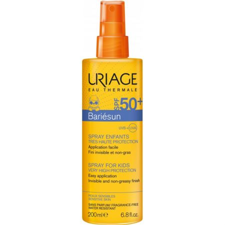 URIAGE BARIÉSUN Spray Enfants SPF50+ - 200 ml