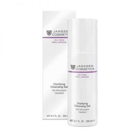 Janssen Cosmetics GEL MOUSSANT CLARIFIANT 200ML