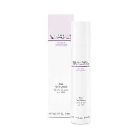 Janssen cosmetics crème de soin aux AHA 50ML