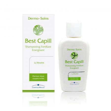 DERMO-SOIN BEST CAPILL SHAMPOING KERATINE FORTIFIANT 150ML