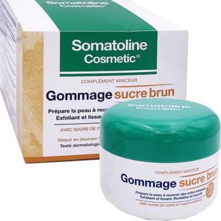 SOMATOLINE Gommage Sucre Brun / 350G